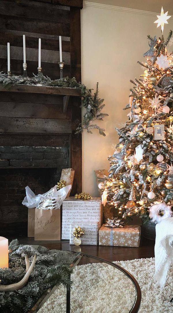 Country Christmas | Two Hens Styling and Design