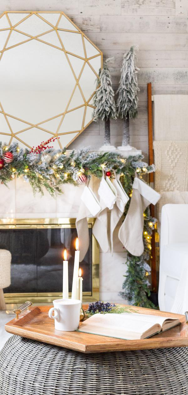 Christmas Decorating Ideas | Zevy Joy