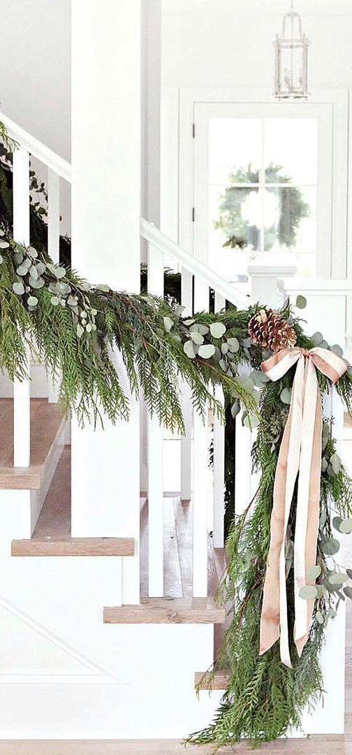 Beautiful Christmas Garland