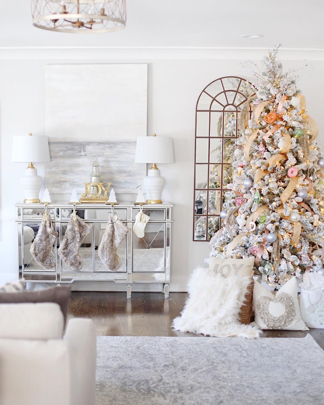 Colorful Christmas Tree | Jaclyn Mari