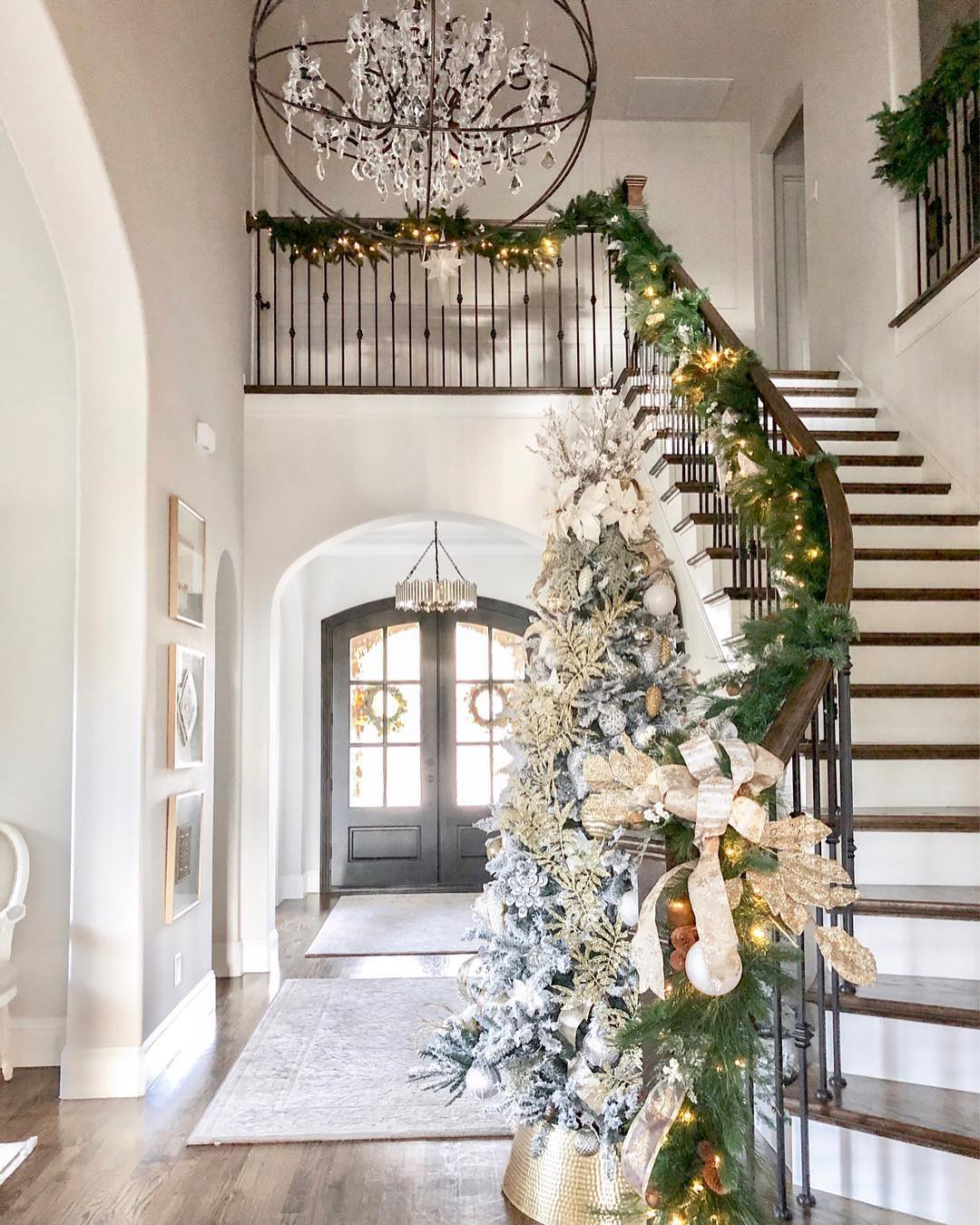 Classic Style Christmas Tree | Classic Style Home on Instagram