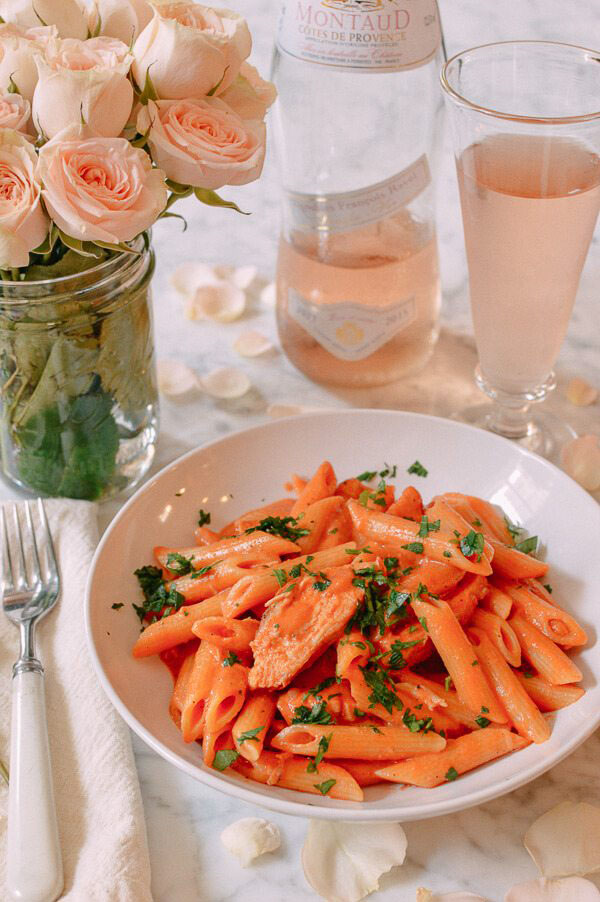 Penne a la Rose | Valentine's Day Dinner Ideas | The Woks of Life