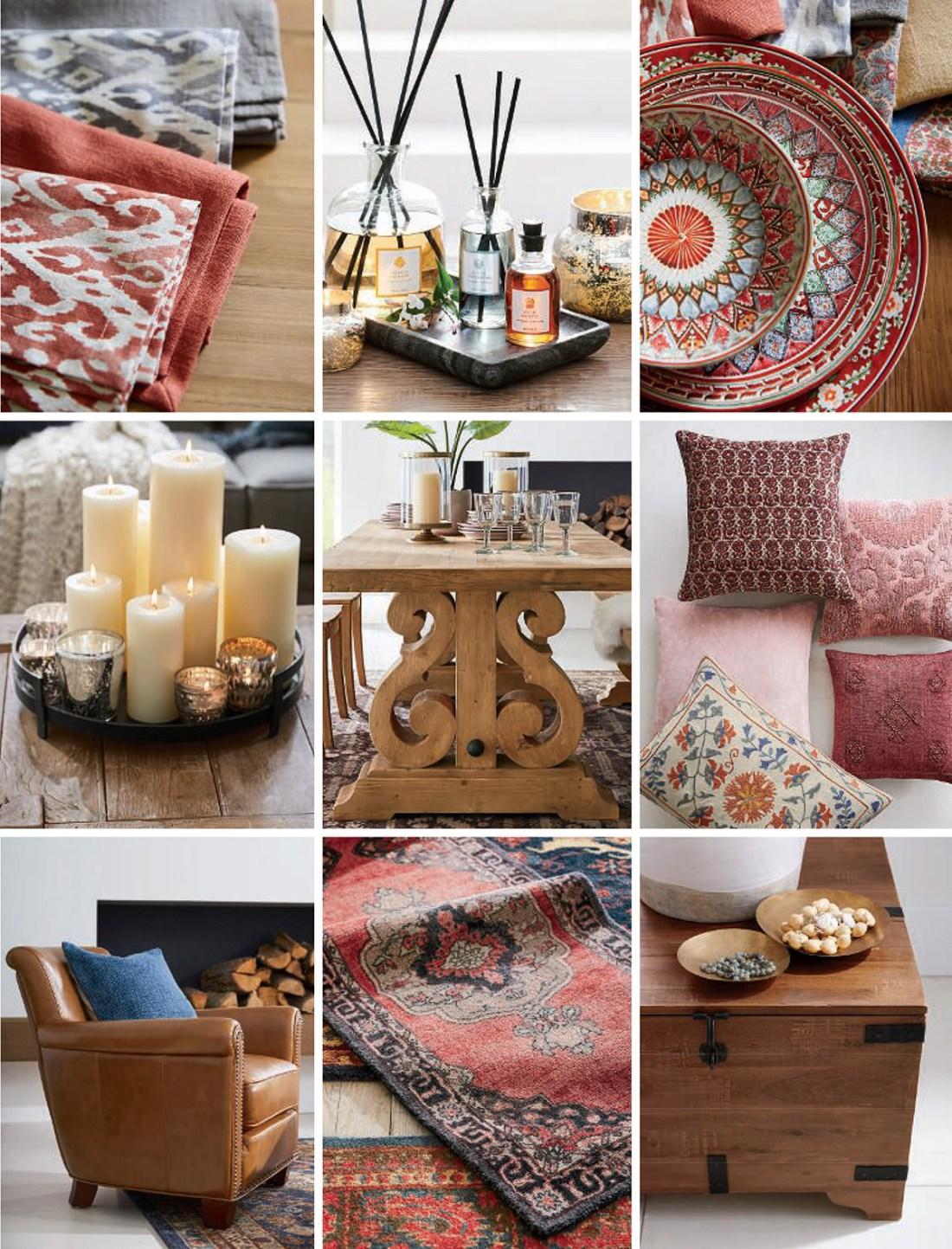 Pottery Barn Pre-Fall Catalog