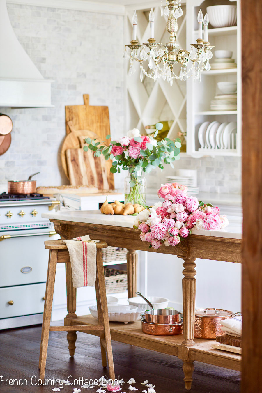 French Country Kitchen | French Country Cottage