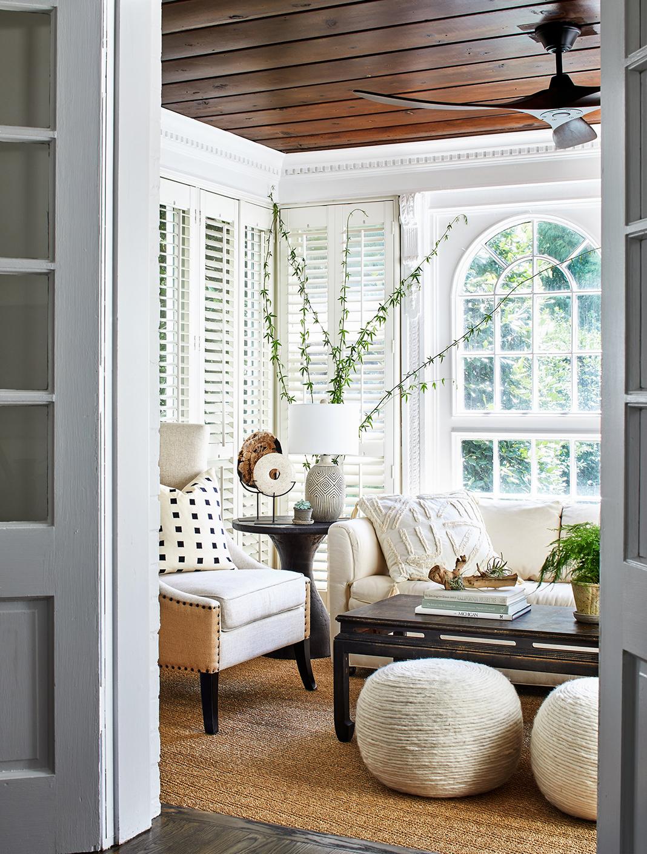 Breeze Giannnasio | Eclectic Living Room