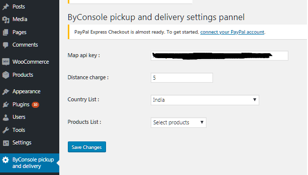 Setting Up Logistics and courier service plugin