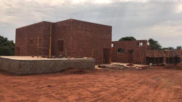 Galões em construção em alvenaria estrutural 2020