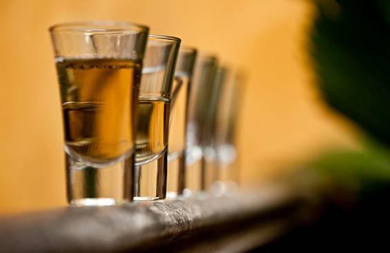 bebida espirituosa