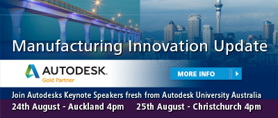 Autodesk Manufacturing Update event