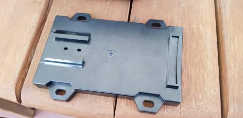 Spa Pump Mounting Bracket