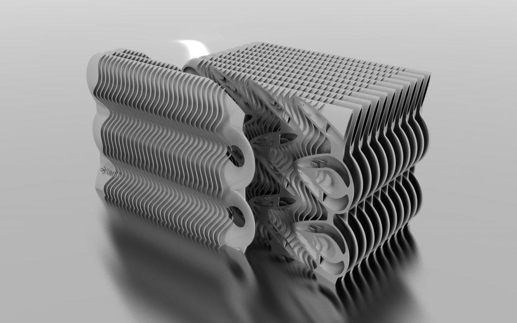 Additive Fertigung - 3D Modell