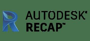Autodesk Recap Logo Lockup