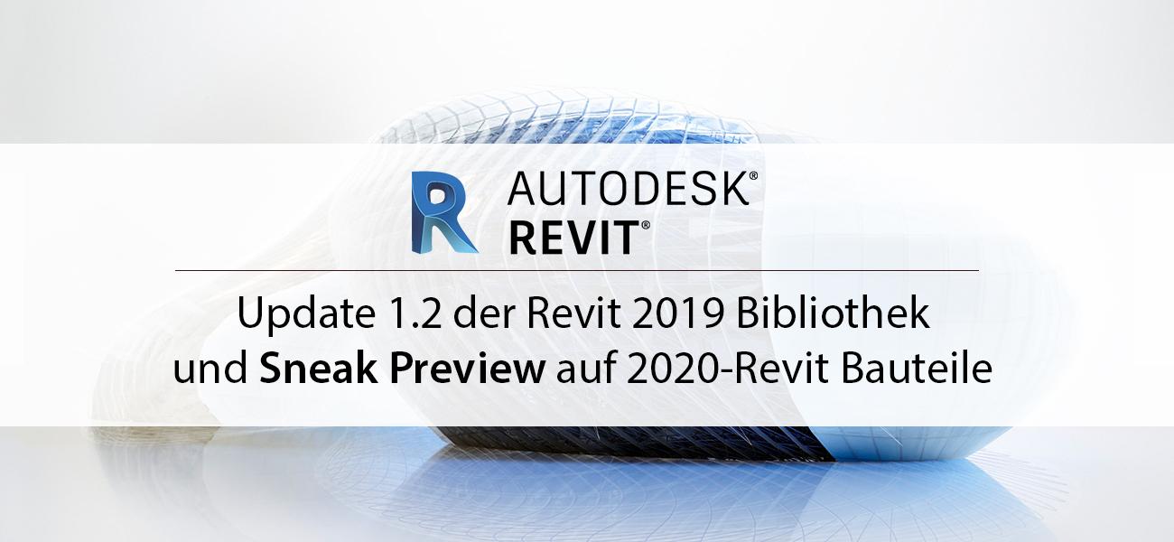 Autodesk Revit 2019 Update