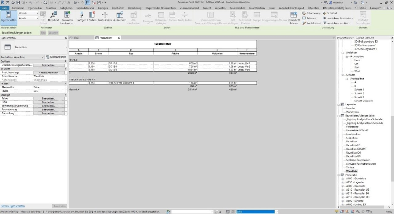 Planungsvariantenuntersuchung
