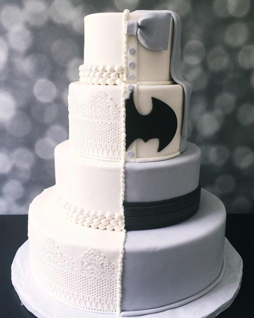 Batman Wedding Cake.Batman Wedding Groom S Cake Blog Cafe Pierrot