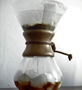 Kawa na lodzie prawie gotowa!