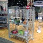 Cambro Wrap Around Security Cage