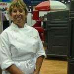 School Show - Cambro Booth - Chef Ann Cooper