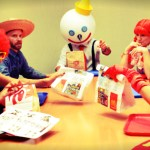 Cambro Halloween - Fast Food Chains Board Meeting