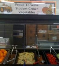 Cambro Versa Food Bar - Farm to School