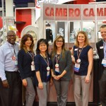 Catersource - Cambro team