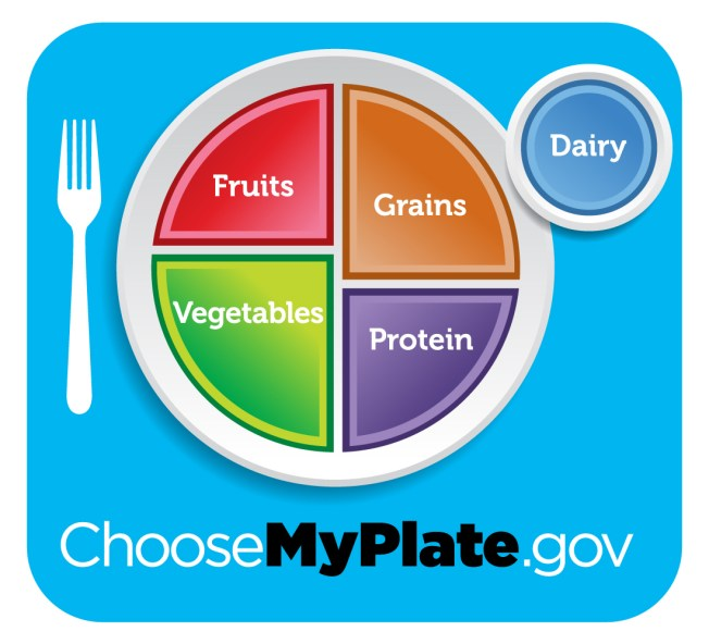 My Plate - Cambro Blog - Nutrition Month