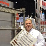 Cambro booth NRA 2014 - Food Safety Expert on Hand