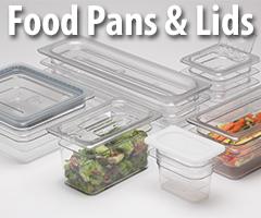Food pans lids - Cambro Blog