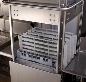 Shelf Plates in Dishwasher