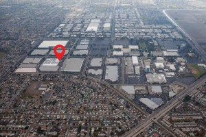 Cambro - Huntington Beach - Aerial