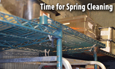 SpringCleaning - CambroBlog