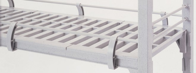 Cambro Camshelving Fencing 5
