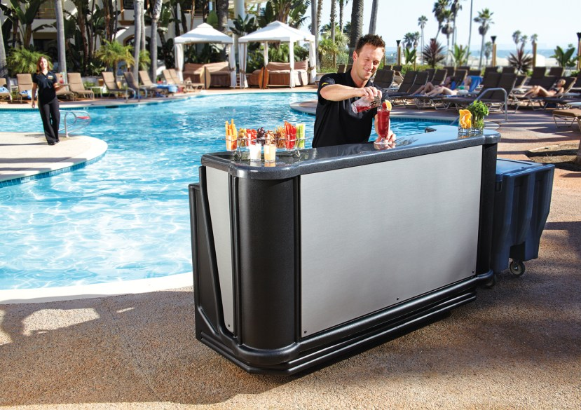 BAR730770 Chicago CamBar Model Mixing Pool