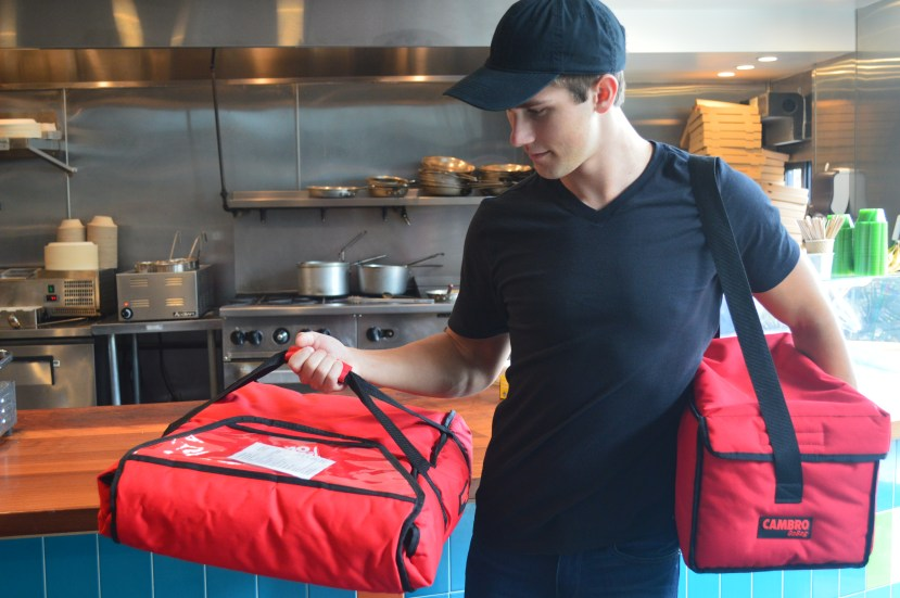pizza bag and delivery bag.JPG