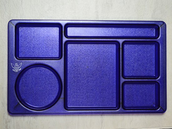 Camwear 2x2 Compartment Tray in Translucent Blue (915CW431)_2