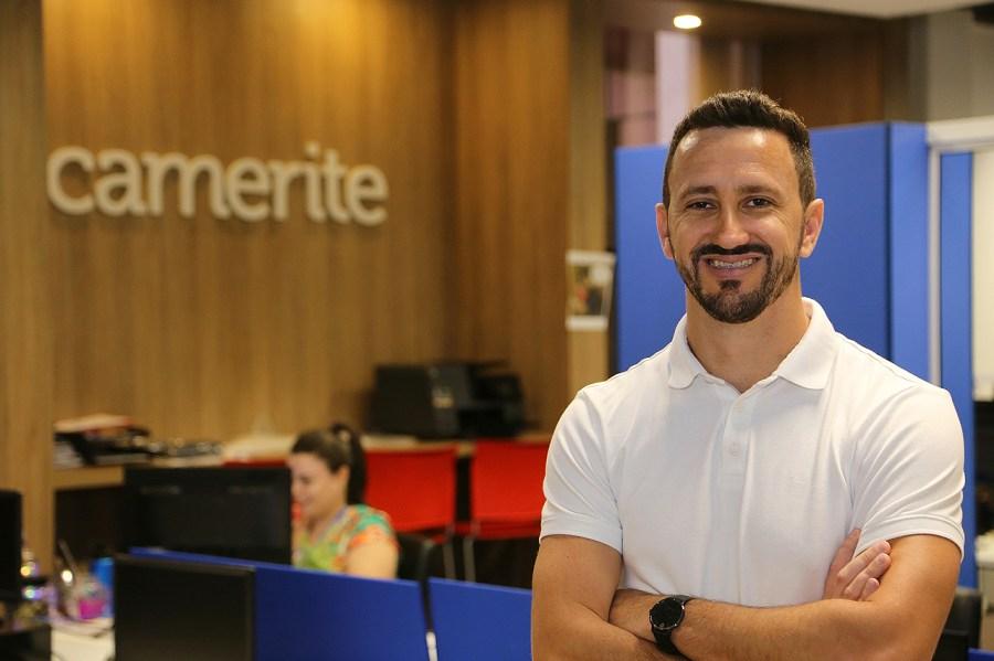 Cristian Aquino, CEO e fundador da Camerite: startup que democratizará a segurança no Brasil.