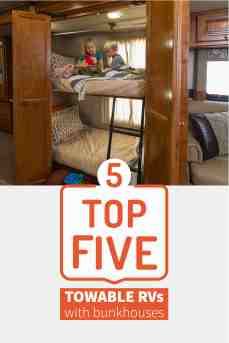 Best Towable Rvs With Bunk Houses