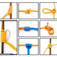 How To Tie Knots For Camping and Hiking