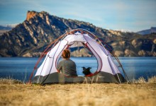 Photo of Review Of The Best Tents for Camping With Dogs