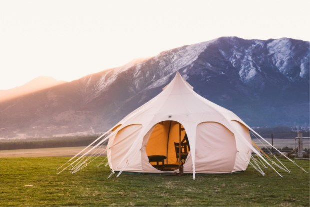 Lotus Belle Tent - Best Glamping Tents