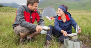 7 tasty vegan camping recipes
