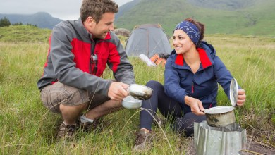 Photo of 7 Tasty and Easy Vegan Camping Recipes