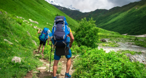 how to pack a backpack for hiking or camping