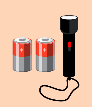 14 Flashlight Batteries