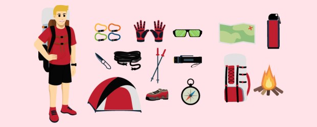 Tools you be needing when hiking