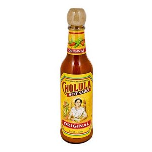Cholula Hot Sauce - Only the Best
