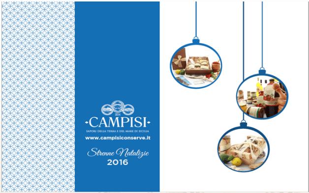 strenne natalizie Campisi 2016