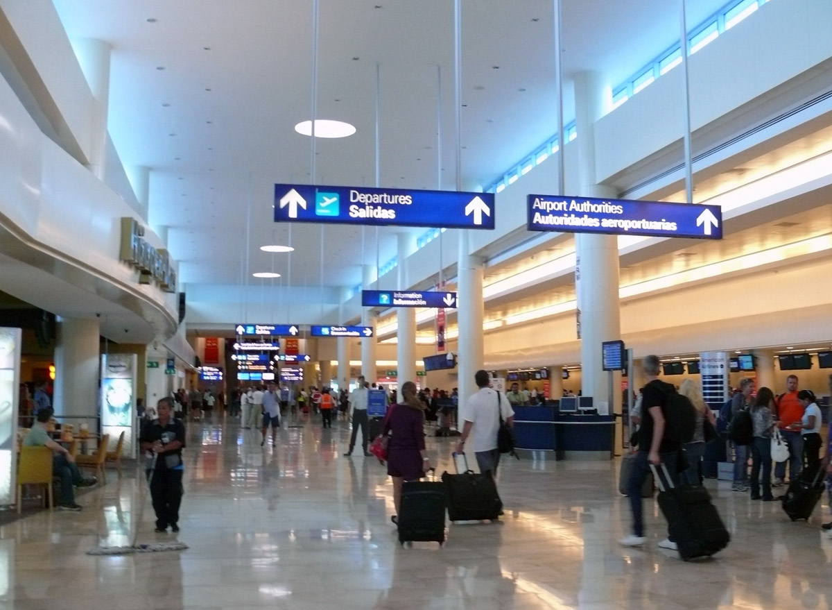 Cancun International Airport What You Have To Know
