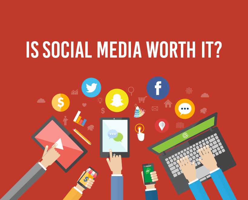 Social media worth the work