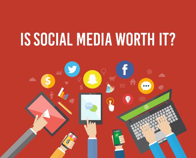 Social media worth the work